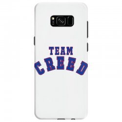 Team Creed Samsung Galaxy S8 Case | Artistshot