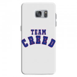 Team Creed Samsung Galaxy S7 Case | Artistshot