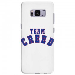 Team Creed Samsung Galaxy S8 Plus Case | Artistshot