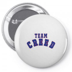Team Creed Pin-back button | Artistshot