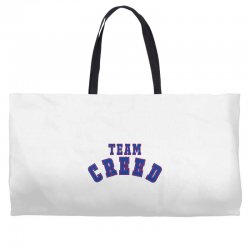 Team Creed Weekender Totes | Artistshot