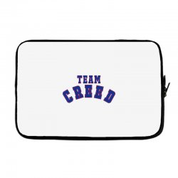 Team Creed Laptop sleeve | Artistshot