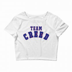 Team Creed Crop Top | Artistshot