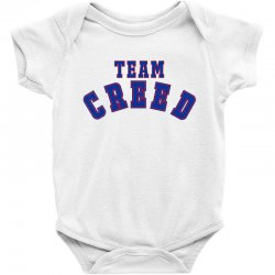 Team Creed Baby Bodysuit | Artistshot