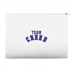 Team Creed Accessory Pouches | Artistshot