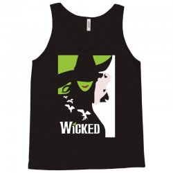 wicked broadway musical about wizard of oz Tank Top | Artistshot