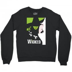 wicked broadway musical about wizard of oz Crewneck Sweatshirt | Artistshot