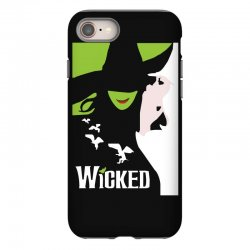wicked broadway musical about wizard of oz iPhone 8 Case | Artistshot
