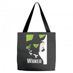 wicked broadway musical about wizard of oz Tote Bags | Artistshot