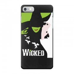 wicked broadway musical about wizard of oz iPhone 7 Case | Artistshot