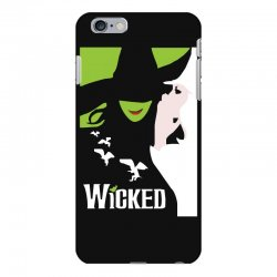 wicked broadway musical about wizard of oz iPhone 6 Plus/6s Plus Case | Artistshot