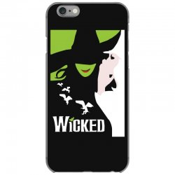 wicked broadway musical about wizard of oz iPhone 6/6s Case | Artistshot