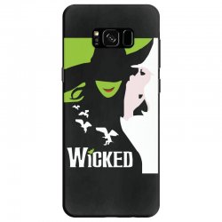 wicked broadway musical about wizard of oz Samsung Galaxy S8 Case | Artistshot