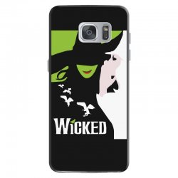 wicked broadway musical about wizard of oz Samsung Galaxy S7 Case | Artistshot