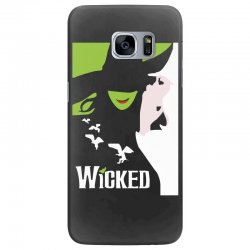 wicked broadway musical about wizard of oz Samsung Galaxy S7 Edge Case | Artistshot