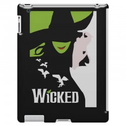 wicked broadway musical about wizard of oz iPad 3 and 4 Case | Artistshot