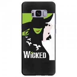 wicked broadway musical about wizard of oz Samsung Galaxy S8 Plus Case | Artistshot