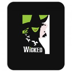 wicked broadway musical about wizard of oz Mousepad | Artistshot