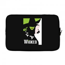 wicked broadway musical about wizard of oz Laptop sleeve | Artistshot