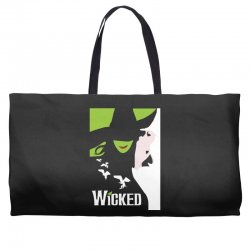 wicked broadway musical about wizard of oz Weekender Totes | Artistshot