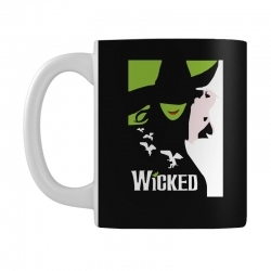 wicked broadway musical about wizard of oz Mug | Artistshot