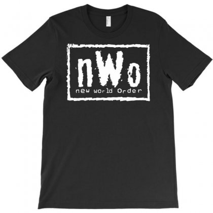New World Order T-shirt Designed By Iamar25