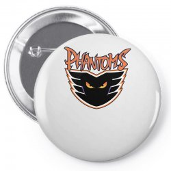 philadelphia phantoms ahl hockey sports Pin-back button | Artistshot