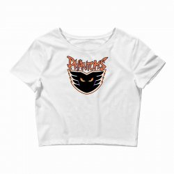 philadelphia phantoms ahl hockey sports Crop Top | Artistshot