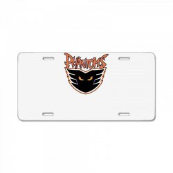 philadelphia phantoms ahl hockey sports License Plate | Artistshot