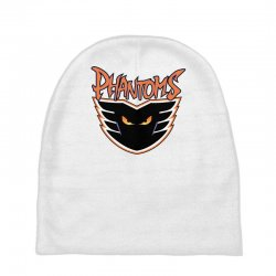 philadelphia phantoms ahl hockey sports Baby Beanies | Artistshot