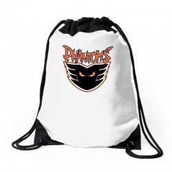 philadelphia phantoms ahl hockey sports Drawstring Bags | Artistshot