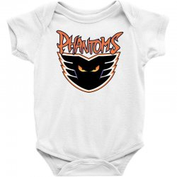 philadelphia phantoms ahl hockey sports Baby Bodysuit | Artistshot