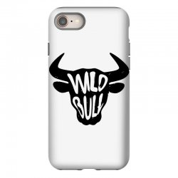 wild bull iPhone 8 Case | Artistshot