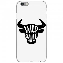 wild bull iPhone 6/6s Case | Artistshot