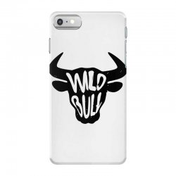 wild bull iPhone 7 Case | Artistshot