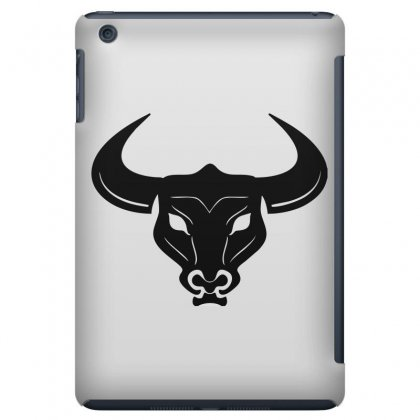 Bull Ipad Mini Case Designed By Sbm052017