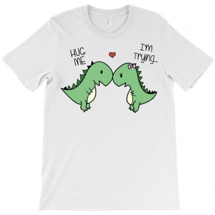 T Rex Problems T-shirt Designed By Sbm052017