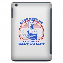 Come With Me if You Want to Lift iPad Mini Case | Artistshot