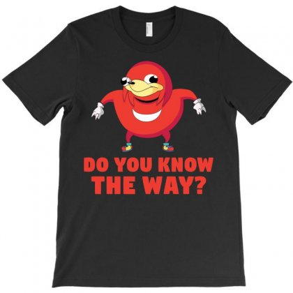Do You Know The Way T-shirt Designed By Tshiart