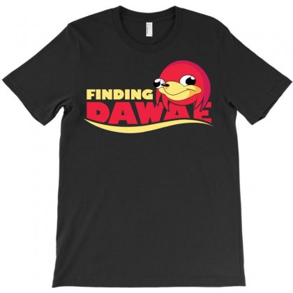 Finding Da Wae T-shirt Designed By Tshiart