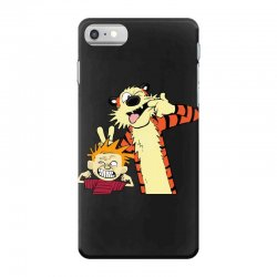 Calvin and hobbes iPhone 7 Case | Artistshot