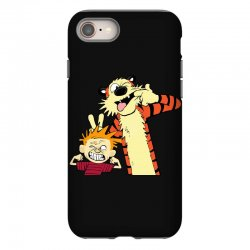 Calvin and hobbes iPhone 8 Case | Artistshot