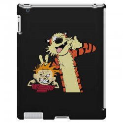 Calvin and hobbes iPad 3 and 4 Case | Artistshot