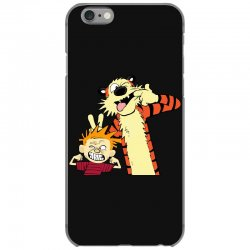 Calvin and hobbes iPhone 6/6s Case | Artistshot