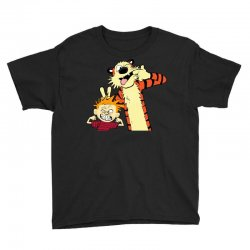 Calvin and hobbes Youth Tee | Artistshot