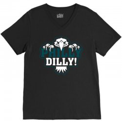 Philly Dilly V-Neck Tee | Artistshot