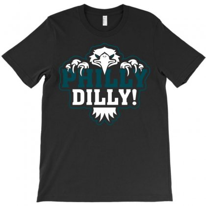Philly Dilly T-shirt Designed By Tshiart