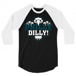 Philly Dilly 3/4 Sleeve Shirt | Artistshot