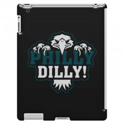 Philly Dilly iPad 3 and 4 Case | Artistshot