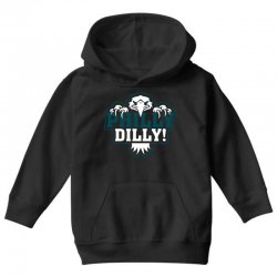 Philly Dilly Youth Hoodie | Artistshot